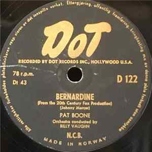 Pat Boone - Bernadine / Love Letters In The Sand MP3