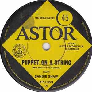 Sandie Shaw - Puppet On A String MP3
