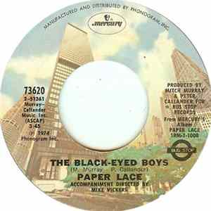 Paper Lace - The Black-Eyed Boys / Jean MP3