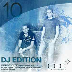 Commercial Club Crew - 10 Years (DJ Edition) MP3