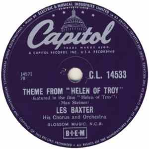 "Les Baxter His Chorus And Orchestra - Theme From ""Helen Of Troy"" / Poor John (The Poor People Of Paris) MP3"