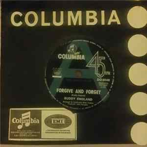 Buddy England - Forgive and Forget MP3