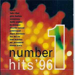 Various - Number 1 Hits '96 MP3