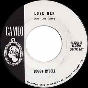 Bobby Rydell - Lose Her MP3