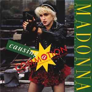 Madonna - Causing A Commotion MP3