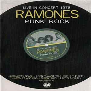 Ramones - Punk Rock - Live In Concert 1978 MP3