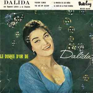 Dalida - Le Disque D'Or De Dalida MP3